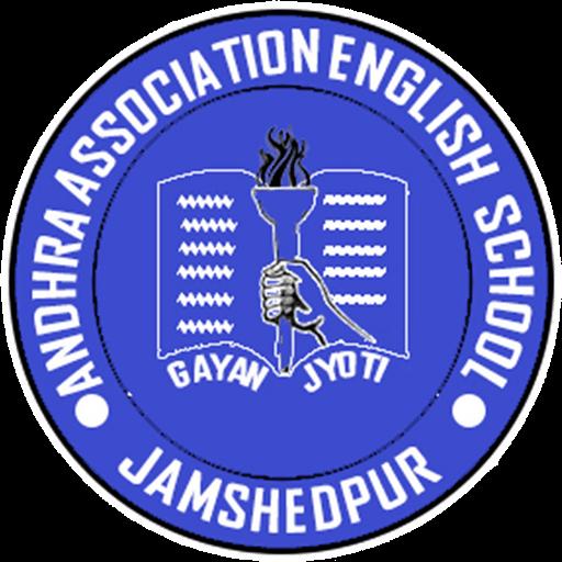 andhra association english school logo