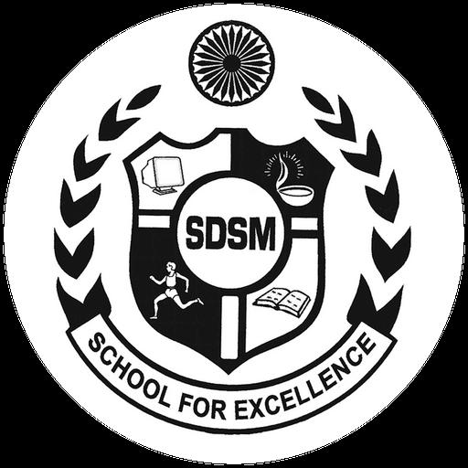 sdsm school jamshedpur logo